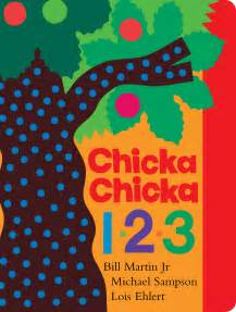 chicka chicka 1 2 3 book by bill martin jr michael