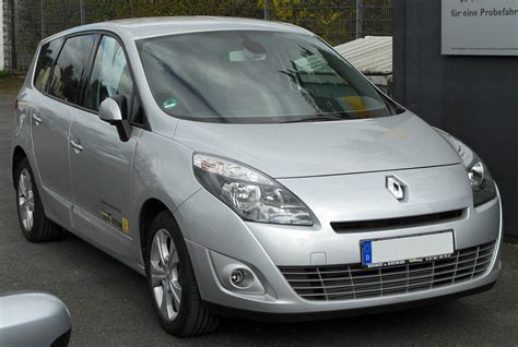 renault grand scenic 2010 2010 renault scenic iii pictures information and specs