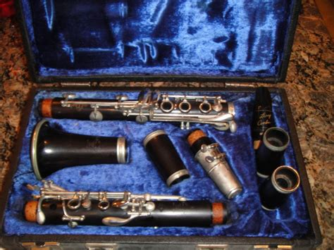 clarinet for sale buffet cron s1 1972