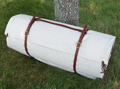 bed roll cowboy and reenactor s bedroll cowboy gear hansen wheel