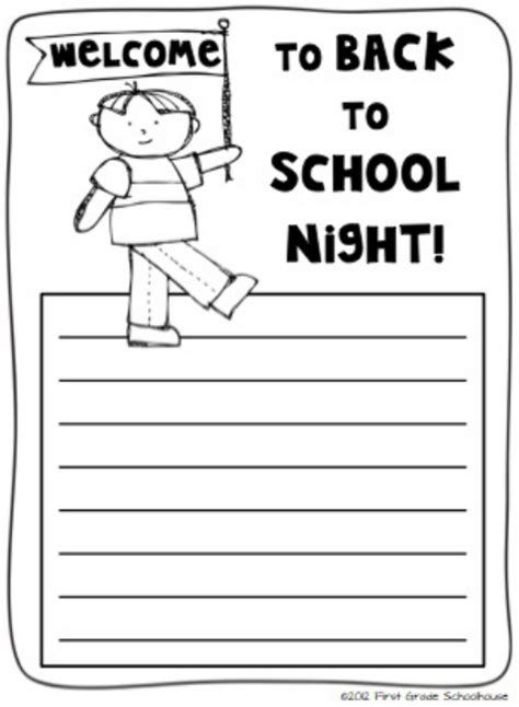 Parent Letter Welcome Back To School Welcome To Back To School By Grade Schoolhouse