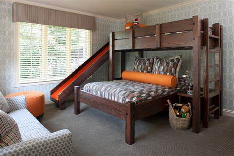 diy modern bunk bed designs ideas