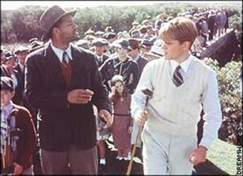 bagger vance authentic swing espn com page2 a golf movie just bag it