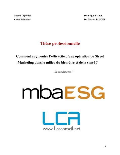 Mba Esg Net by Leperlier Baldisseri