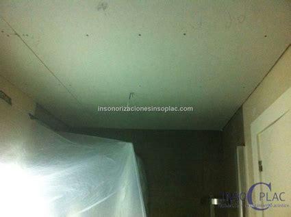 insonorizar techo habitacion insonorizar techo insoplac
