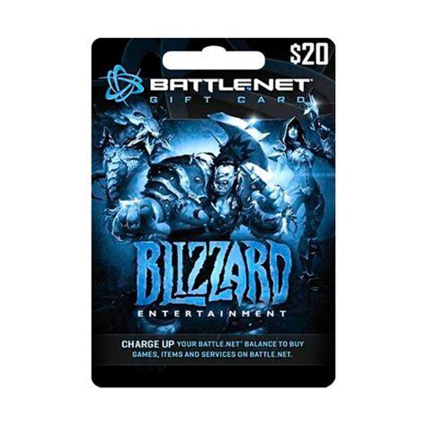 Battlenet Gift Card Locations - jual battlenet gift card e voucher us 20 online harga kualitas terjamin