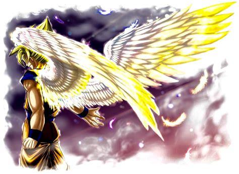 imagenes de goku angel angel goku modified by dbzwallpapers on deviantart