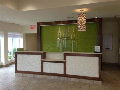 garden inn wayne front desk picture of