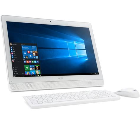 Laptop Acer Aspire Z1 buy acer aspire z1 612 all in one pc free delivery currys