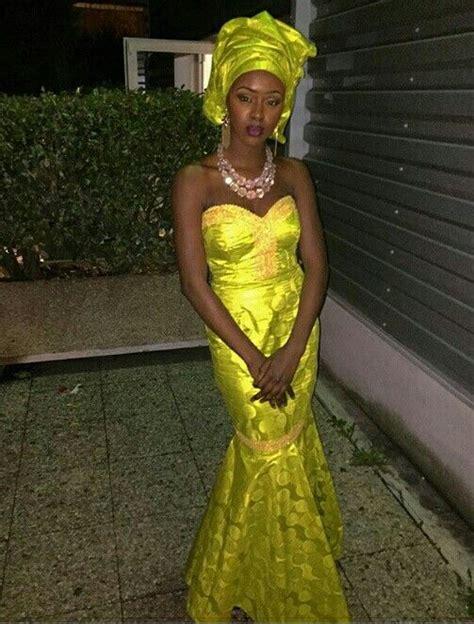 senegalese gowns senegalese dress bazin bamako styles pinterest best