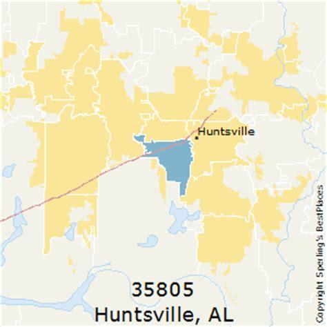 zip code map huntsville al best places to live in huntsville zip 35805 alabama