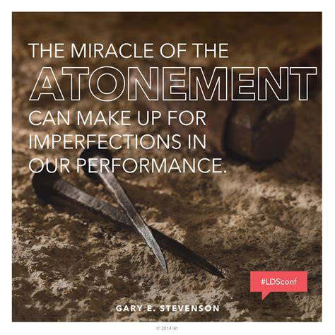 The Miracle Of The Miracle Of The Atonement