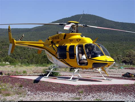 Helikopter Bell 407 bell 407 helicopter express aviation photo 0596283 airliners net