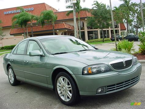 Color Ls by 2005 Light Tundra Metallic Lincoln Ls V8 441570