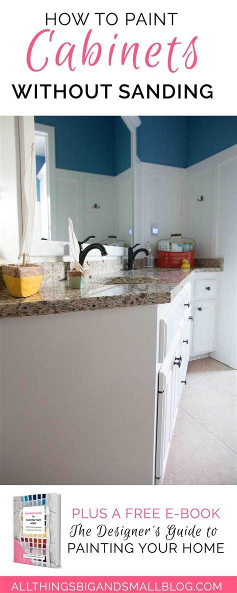 how to paint kitchen cabinets without sanding 17 best images about for the home on pinterest paint