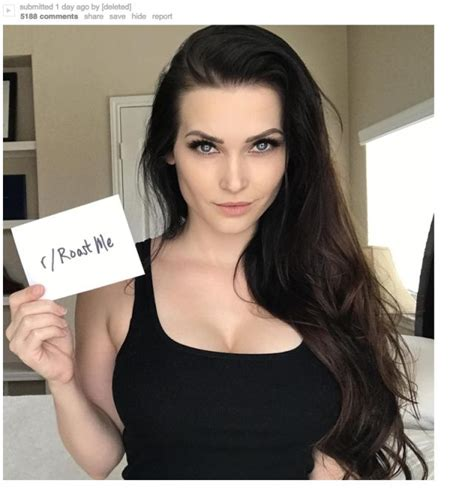 Sexy Girl Asked To Get Roasted Got Absolutely Destroyed