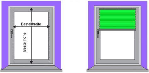 jalousie mit 2 schaltern plissee faltrollo faltstore richtig ausmessen einfache