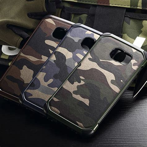 Camouflage Shockproof Army Soft Back Samsung Murah popular leather armor patterns buy cheap leather armor patterns lots from china leather armor