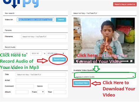 download mp3 from youtube without java how to download youtube videos without any software on