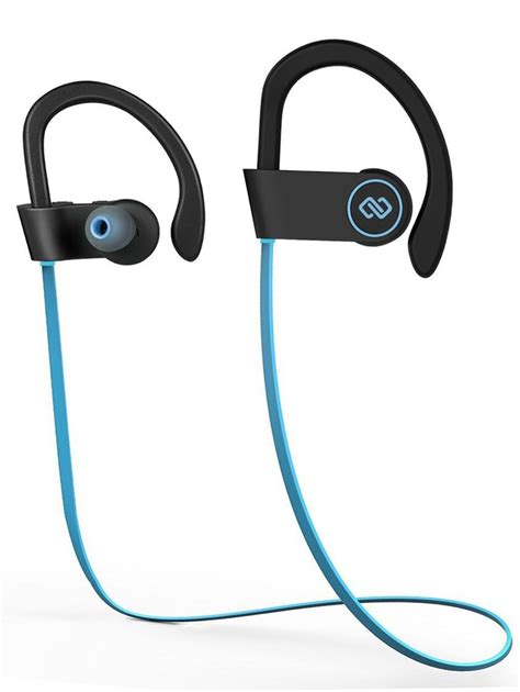 Silica Gel Sport Earhook Bluetooth Earphone With Aptx Lossless Audio Quality Hv 600 bluetooth headphones infinilla h3 wireless sport earbuds guaranteed secure fit
