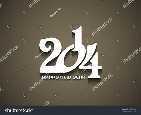 beautiful happy new year design beautiful happy new year 2014 text design on