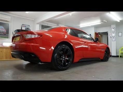 maserati wrapped maserati granturismo vinyl wrap by pw pro youtube