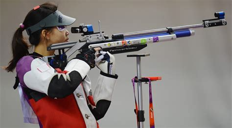 olympics day 9 shooting olympic shooting day 1 s 10m air rifle and s