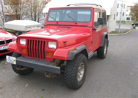 93 Jeep Yj 1993 Jeep Wrangler Overview Cargurus
