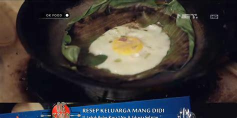 Minyak Goreng Saat Ini unik banget ini dia telur goreng tanpa minyak distributor cctv