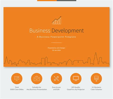 business development presentation template 49 best powerpoint templates 2016 web graphic design