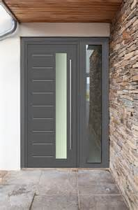 Aluminium Front Doors For Homes Entrance Doors