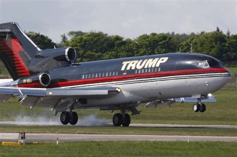 Trumps Gold Room inside donald trumps private plane luxury topics luxury
