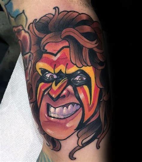 wwe tattoo designs 60 tattoos for design ideas