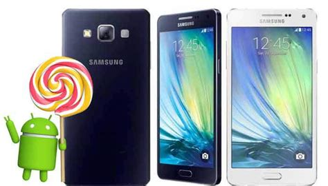 Samsung A5 Lollipop samsung galaxy a lollipop rollout completed with galaxy a5