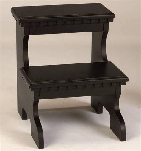 cool black wooden step stool step stool galleries