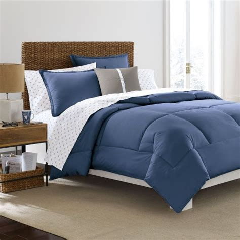 solid blue comforter southern tide nautical solid color comforter king blue
