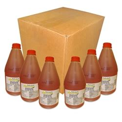 Mokhamano Store And Pour Bottle Syrup Juice Container Botol Sirup 1l boba tea juice and syrups