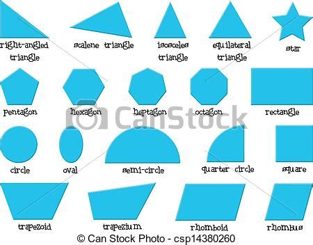 Free Download Kitchen Design by Clip Art Vector Of Different Shapes Illustration Of The