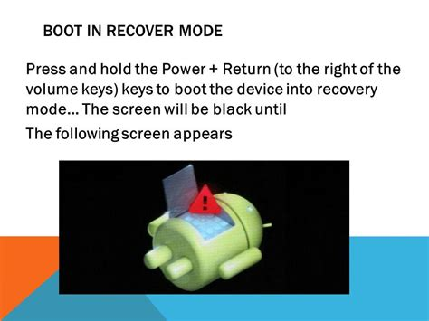 recovery mode android iview tablet recovery mode and android pattern lock