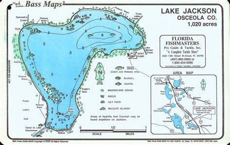 where is lake jackson on map lake jackson osceola co bass map maps