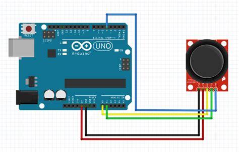 tutorial arduino joystick tutorial arduino joystick la byte 225 cora