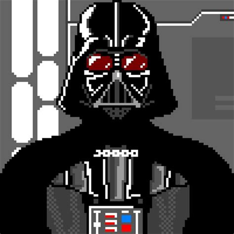 wars pixel templates pixel darth vader wars anakin skywalker i am