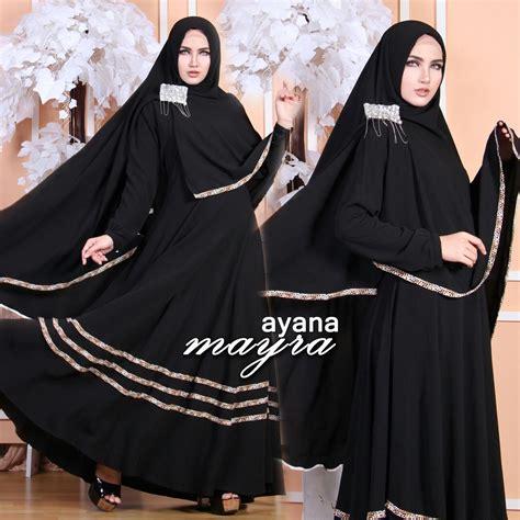 Gamis Innayah Syari Busana Muslim By Mayra busana muslim modern syar 237 syar 237 by mayra