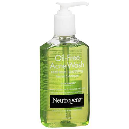 Harga Inez Acne Care Wash neutrogena free acne wash redness soothing