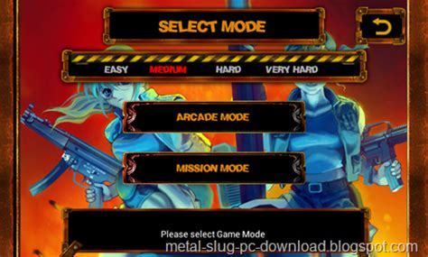 metal slug 2 apk free metal slug pc