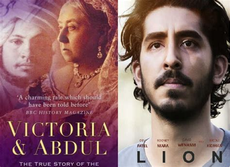 lion film hollywood lion victoria and abdul hollywood movies based on books
