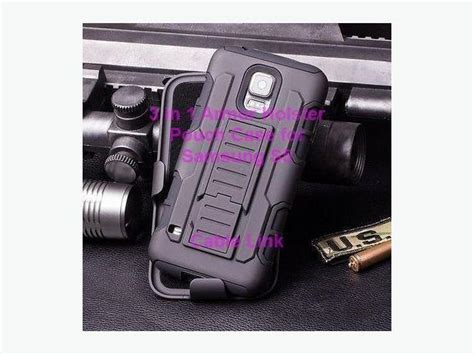Armor Holster Clip Stand Premium For Samsung Galaxy S5 premium 3 in 1 armor hybrid stand holster for samsung