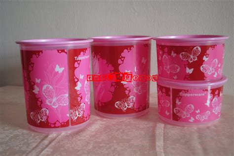 Tupperware Butterfly Canister tupperware ot butterfly set redonestop tupperware malaysia