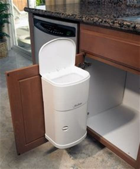 Sink Trash Can Door Mount by 1000 Images About Trash Disposal Bins Cabinets On