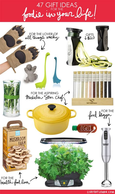 top gifts for a foodie family 47 gift ideas for the foodie in your live travel inspiration